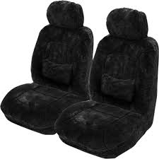 fur car seat covers
