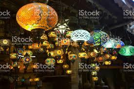 oriental lighting. Oriental Lamp Royalty-free Stock Photo Oriental Lighting