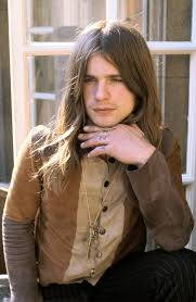 Describe the prince of darkness here! Young Ozzy Osbourne 1974 Oldschoolcool