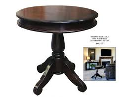 round wooden bedside tables side table elegant small dark ikea home architecture dar home architecture