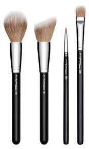 mac cosmetics haute dogs collection brushes