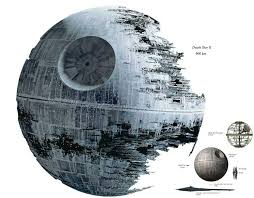 death star size size comparison of the different death stars star wars