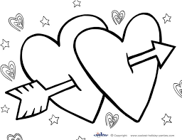 Small Picture Free Valentine Coloring Pages For Toddlers Coloring Pages