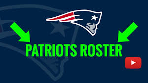 2019 New England Patriots Roster