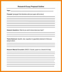 outline project proposal address example outline project proposal sample research essay proposal outline pdf format jpg