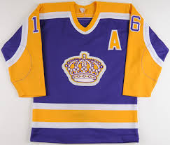 Worn net 1984-85 Photo Los Dionne - Kings Marcel Jersey Matched Angeles Game Gamewornauctions