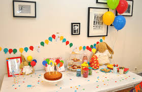 Deco table anniversaire enfant 3 » Happy Birthday World