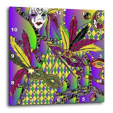 Mardi Gras Designs Amazon Com Lee Hiller Designs Holidays Mardi Gras Mardi
