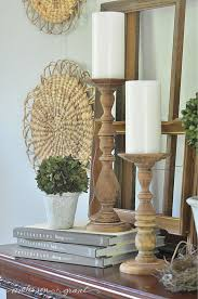 Awesome Decorating With Candlesticks Gallery Interior Design