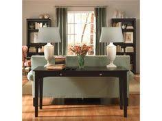 no room for a home office this sleek table gives you a laptop friendly aspenhome home office e2