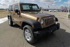 2018 jeep wrangler unlimited sport copper brown 4 door 17813 you