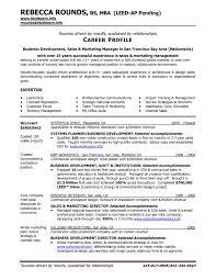 Resume Sample For Business Development Executive Best Resume Sample Of Business Development Executive 2