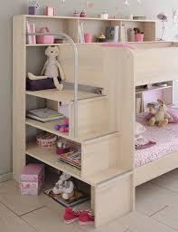 kids avenue bibop 2 bunk bed with storage shelves the home and regarding shelf designs 8