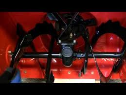 Replacing A Shear Pin Ariens Two Stage Snow Blower Youtube
