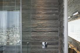 Stone Bathroom Tiles Bathroom Rough Stone Tiles Elegant Apartment With Reflective