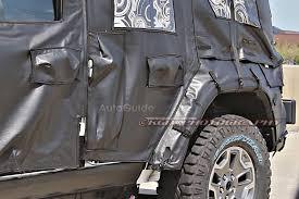 2018 jeep military. plain military 2018jeepwranglerspyshots8 with 2018 jeep military w