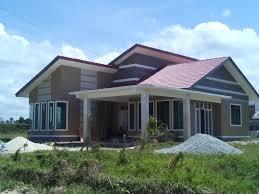 Design Rumah Moden Reka Bentuk Rumah Banglo Setingkat Moden 33 Reka Bentuk