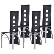 leather restaurant chairs. Articles With Black Leather Restaurant Chairs Tag Wood Set Of 4 Dining W Open Spots Backrest H