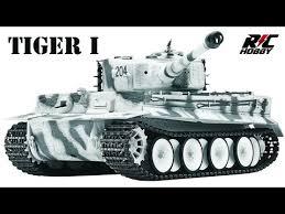 RC <b>VSTank</b> Pro German Tiger I Middle Production 1/24 RTR <b>Airsoft</b> ...