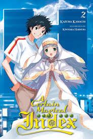 Index Light Novel