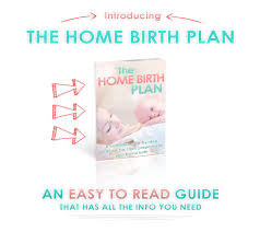 Birth Plan Guide The Home Birth Plan