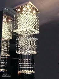 modern contemporary chandelier pendant lighting fixture inside crystal designs 9 broadway linear
