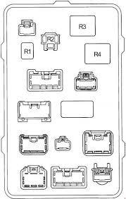 1996 2002 toyota 4runner fuse box diagram fuse diagram 1996 2002 toyota 4runner fuse box diagram
