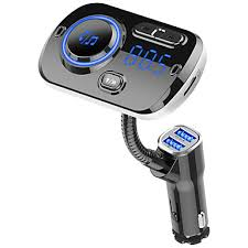 YuanYuanBenBen Bluetooth <b>5.0</b> FM Transmitter / Bluetooth <b>Car</b> Kit ...