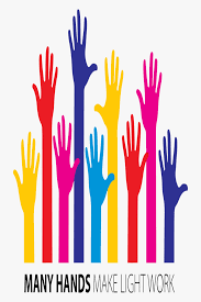 Many Hands Make Light Work Volunteers Needed Clipart Many Hands Make Light Work
