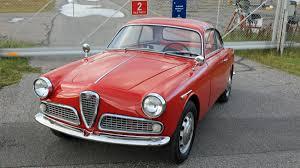 Harri Asunta » Alfa Romeo Giulietta Sprint 1962