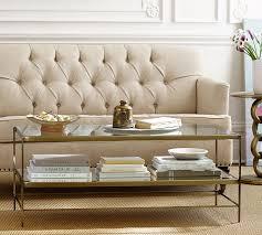 brass coffee table. Brass Coffee Table