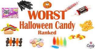 The Worst Halloween Candy The Best Candystore Com