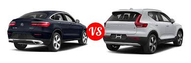 See design, performance and technology features, as well as models, pricing, photos and more. 2019 Mercedes Benz Glc Class Coupe Vs 2019 Volvo Xc40 Vehie Com