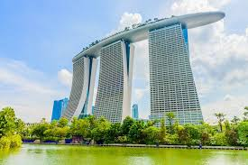 architectural buildings designs. Marina Bay Sands, Singapore Architectural Buildings Designs