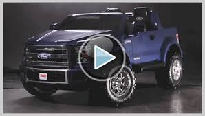 Power Wheels Ford F150 - Ride On Truck for Kids | Fisher-Price