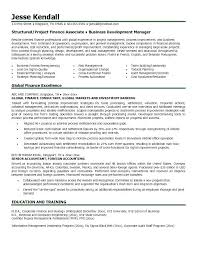 Lean Six Sigma Resume Examples Resume Objective Tips Finance Resume