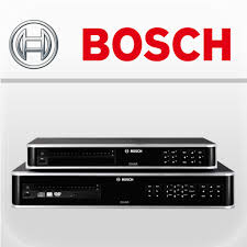 bosch security logo. divar 3000/5000 and viewer app bosch security logo