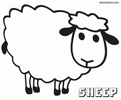 Small Picture Coloring Download Baa Baa Black Sheep Coloring Page Baa Baa Black