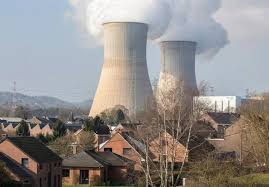Image result for belgium nuclear plant