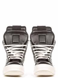Rick Owens Shoe Size Chart Rick Owens Shoes Ru15s4894lap3 911