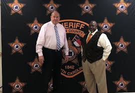 Dr. Alvin Summers Sworn in as UCSO... - Union County Sheriff's Office,  Monroe, NC | Facebook