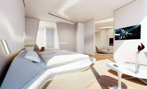 Opus Bedroom Furniture Interior Images Revealed Of Zahas Opus Tower News Architects