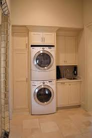 double stack washer and dryer. Double Stack Washer And Dryer Best Laundry Room Ideas Stacked On