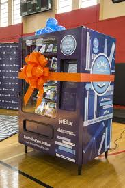 Book Vending Machine Extraordinary Soar With Reading JetBlue And Random House Children's Books Build