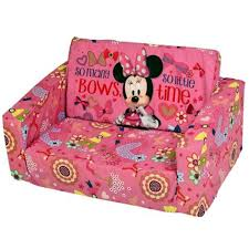 disney childrens flip out double foam sofa settee kids couch l beds children s wia blog