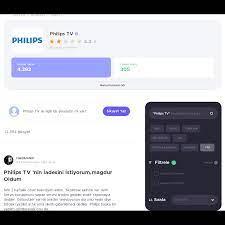 Philips TV Harf Şikayetleri - Şikayetvar