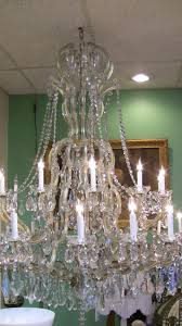 vintage chandelier parts waterford crystal chandelier photo chandeliers for