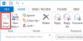 Microsoft Outlook Signature Research