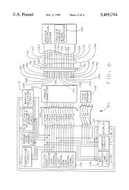 patent us vehicle mirror electrical accessories patent drawing