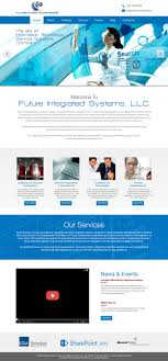 Latest Website Design Ideas Elegant Serious Environment Web Design For A Company By